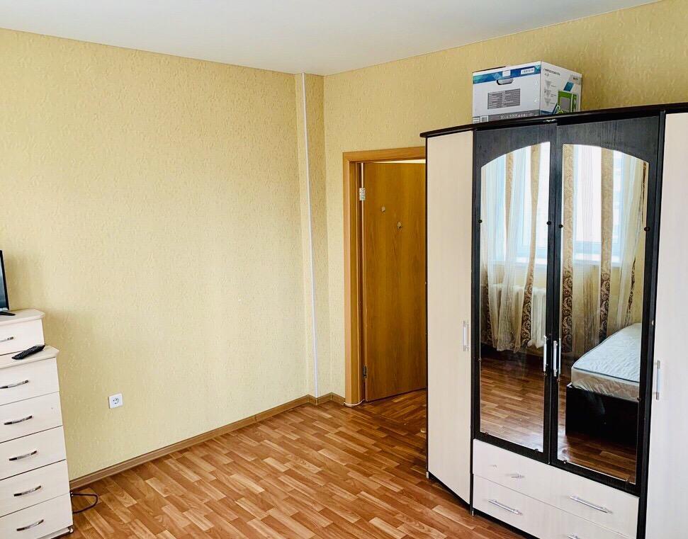 1к квартира улица Александра Матросова, 3, Россия   10000   аренда в Красноярске фото 3