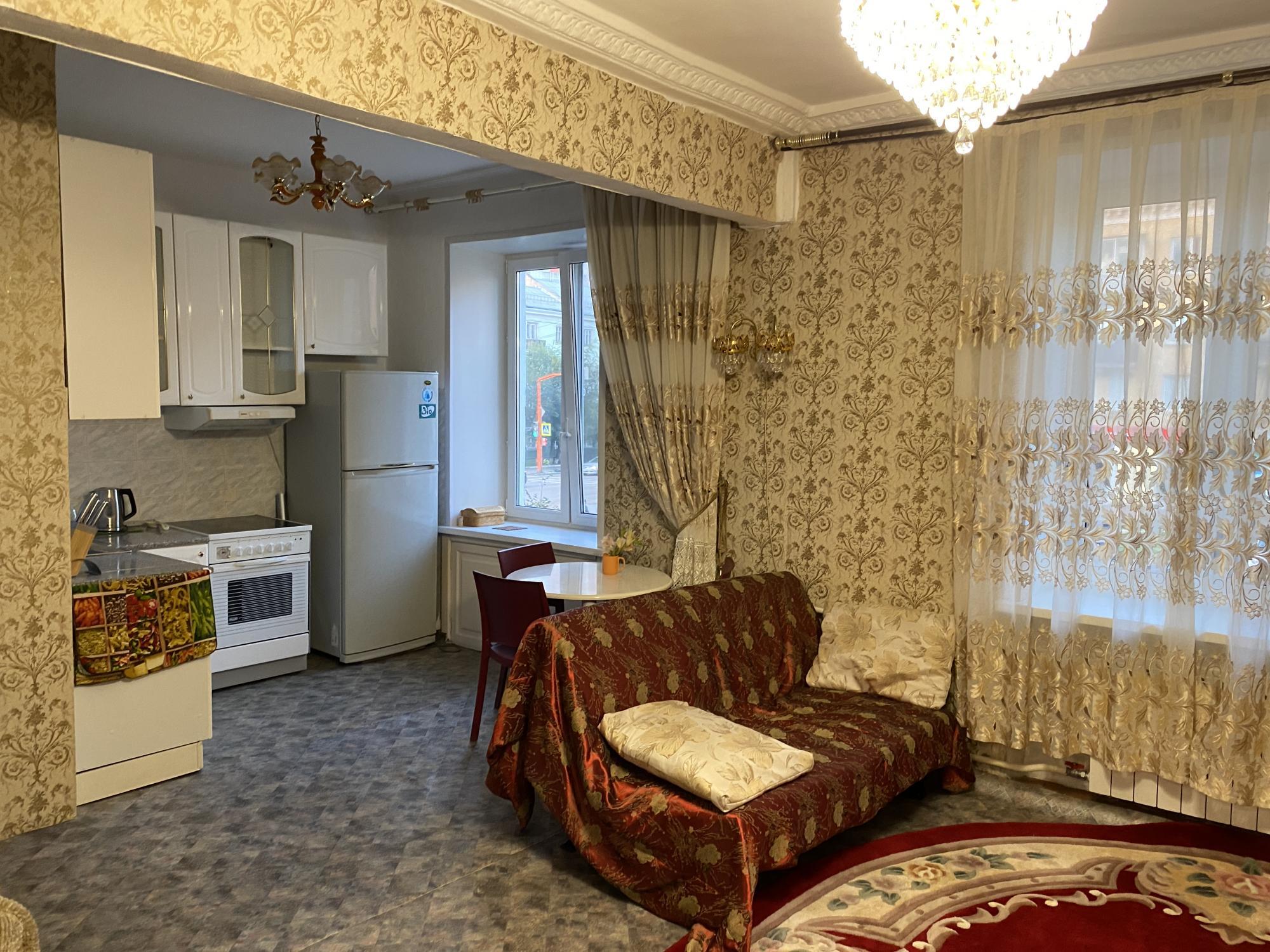 3к квартира улица Академика Вавилова, 31 | 25000 | аренда в Красноярске фото 0