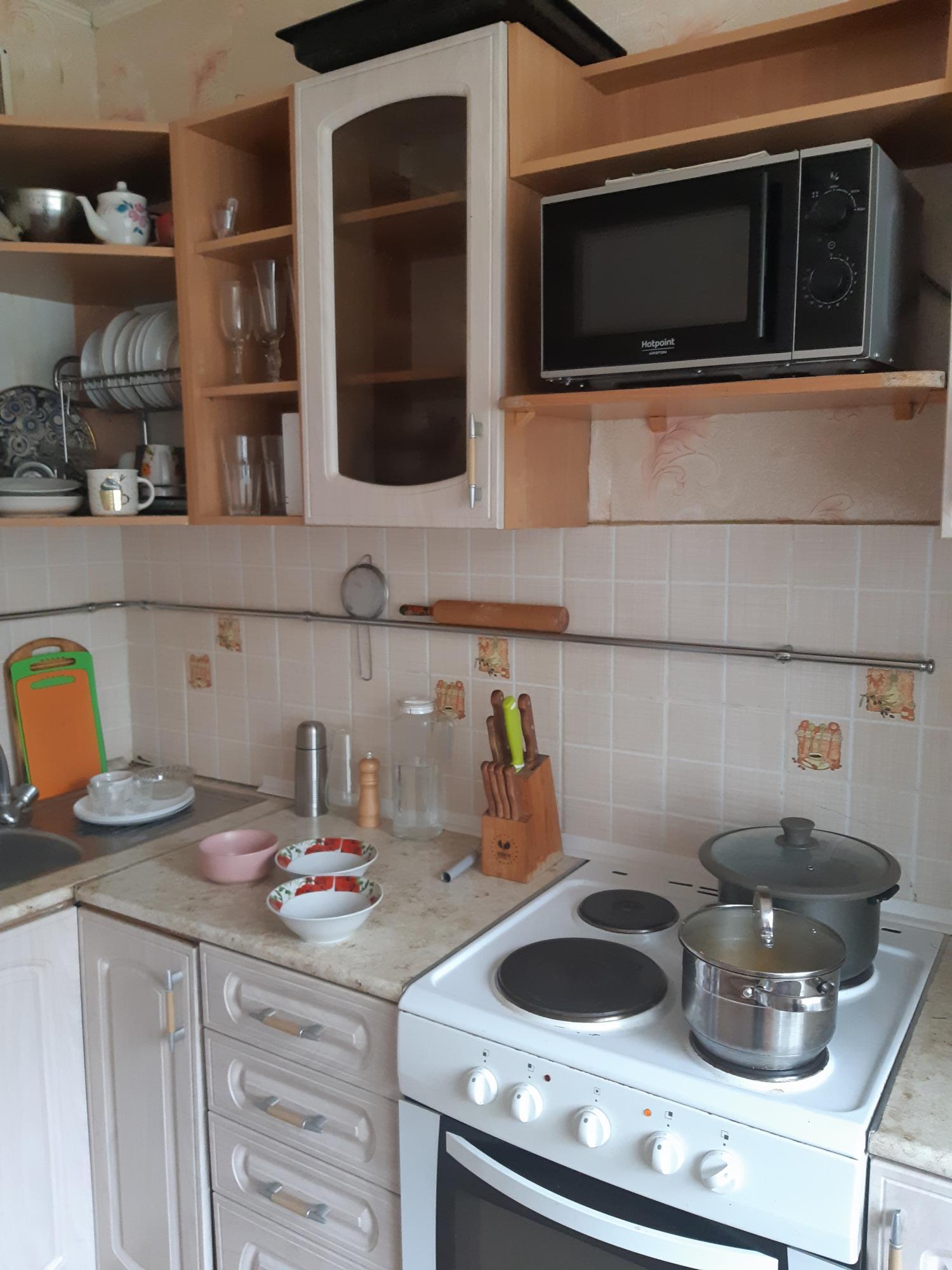 2к квартира Станочная улица, 7 | 14000 | аренда в Красноярске фото 7