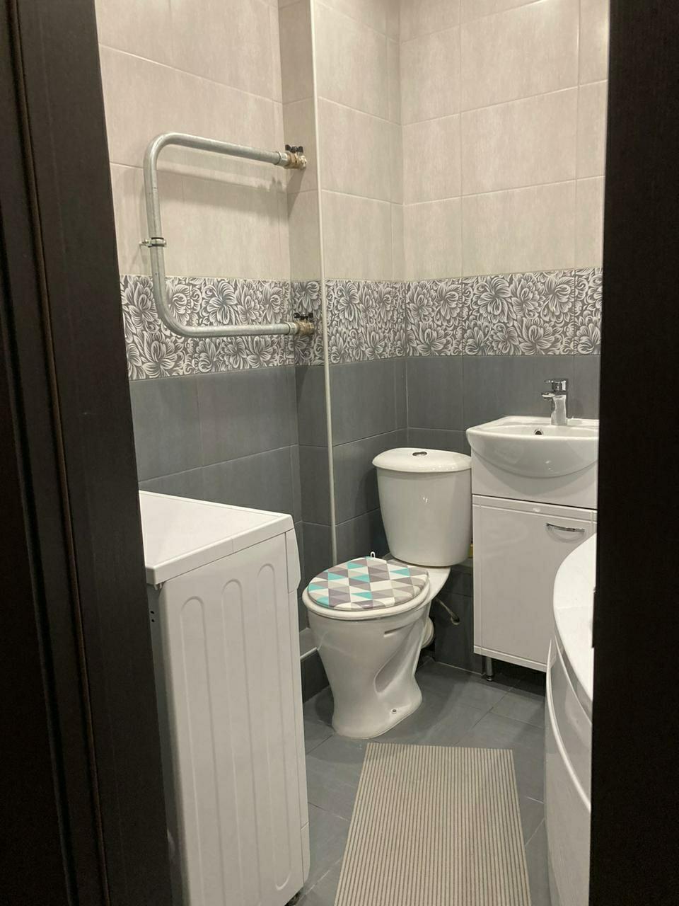 1к квартира улица Норильская, 38 | 13000 | аренда в Красноярске фото 4