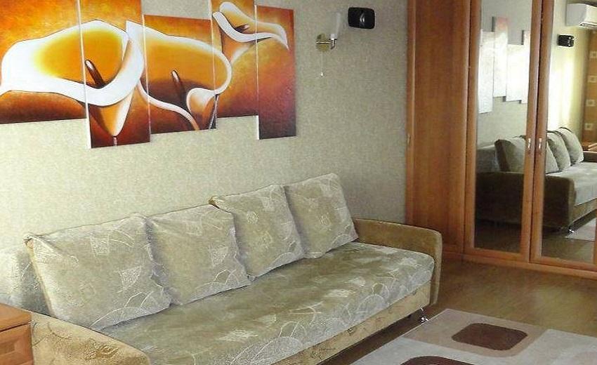 1к квартира улица Александра Матросова, 8А | 14000 | аренда в Красноярске фото 1