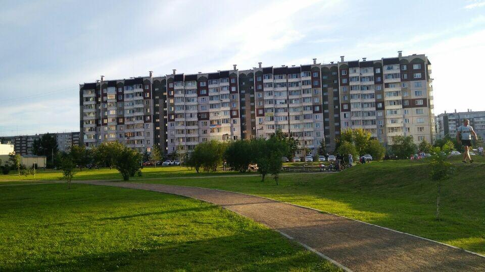 2к квартира улица 78 Добровольческой Бригады, 10 | 22000 | аренда в Красноярске фото 8