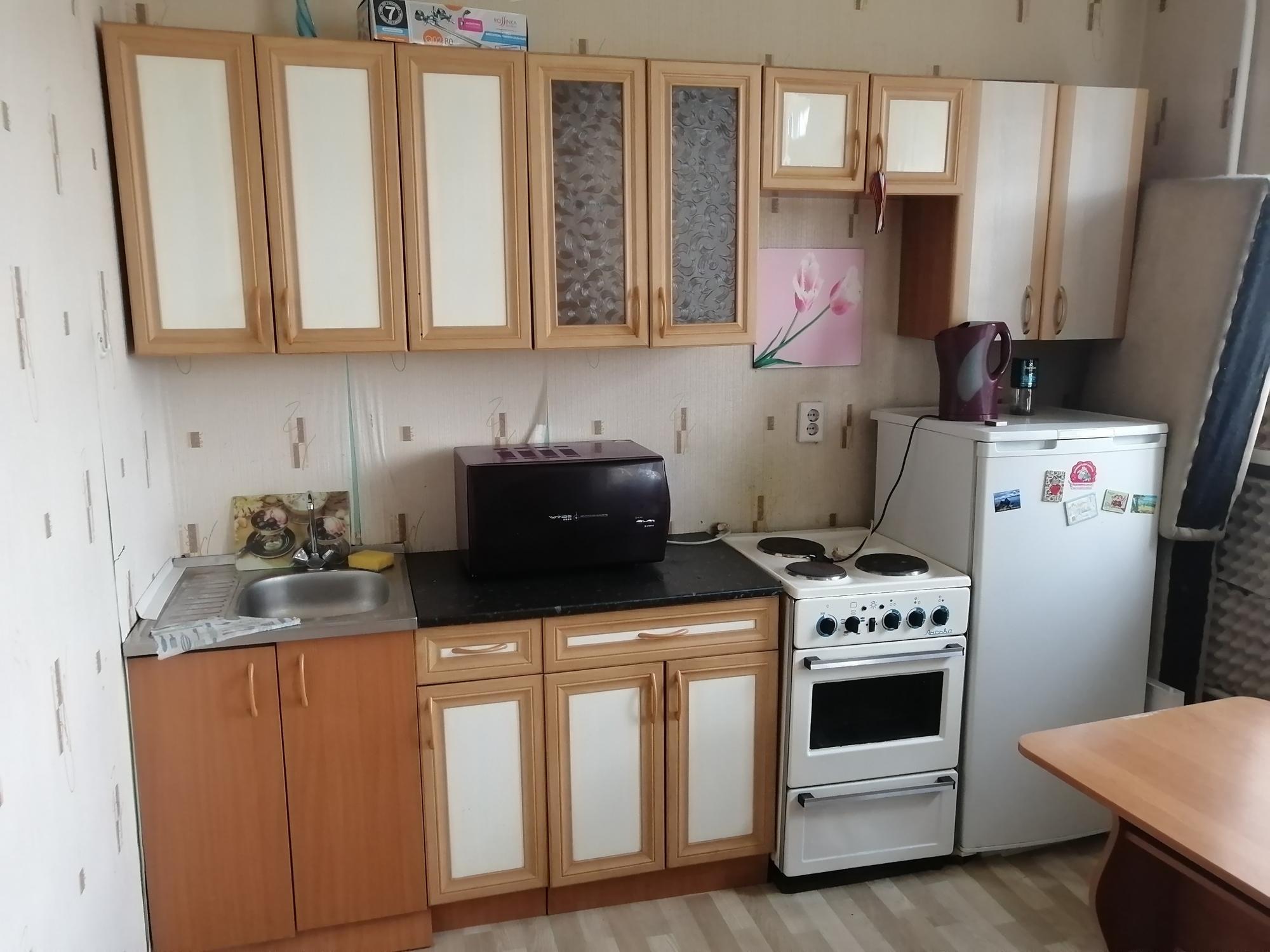 1к квартира Затонская улица, 20 | 12000 | аренда в Красноярске фото 3
