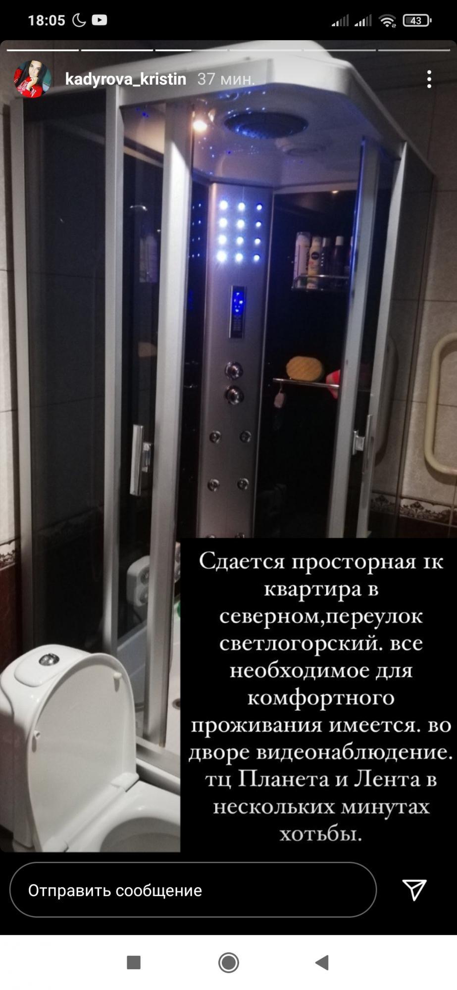 1к квартира Светлогорский переулок, д. | 14000 | аренда в Красноярске фото 2
