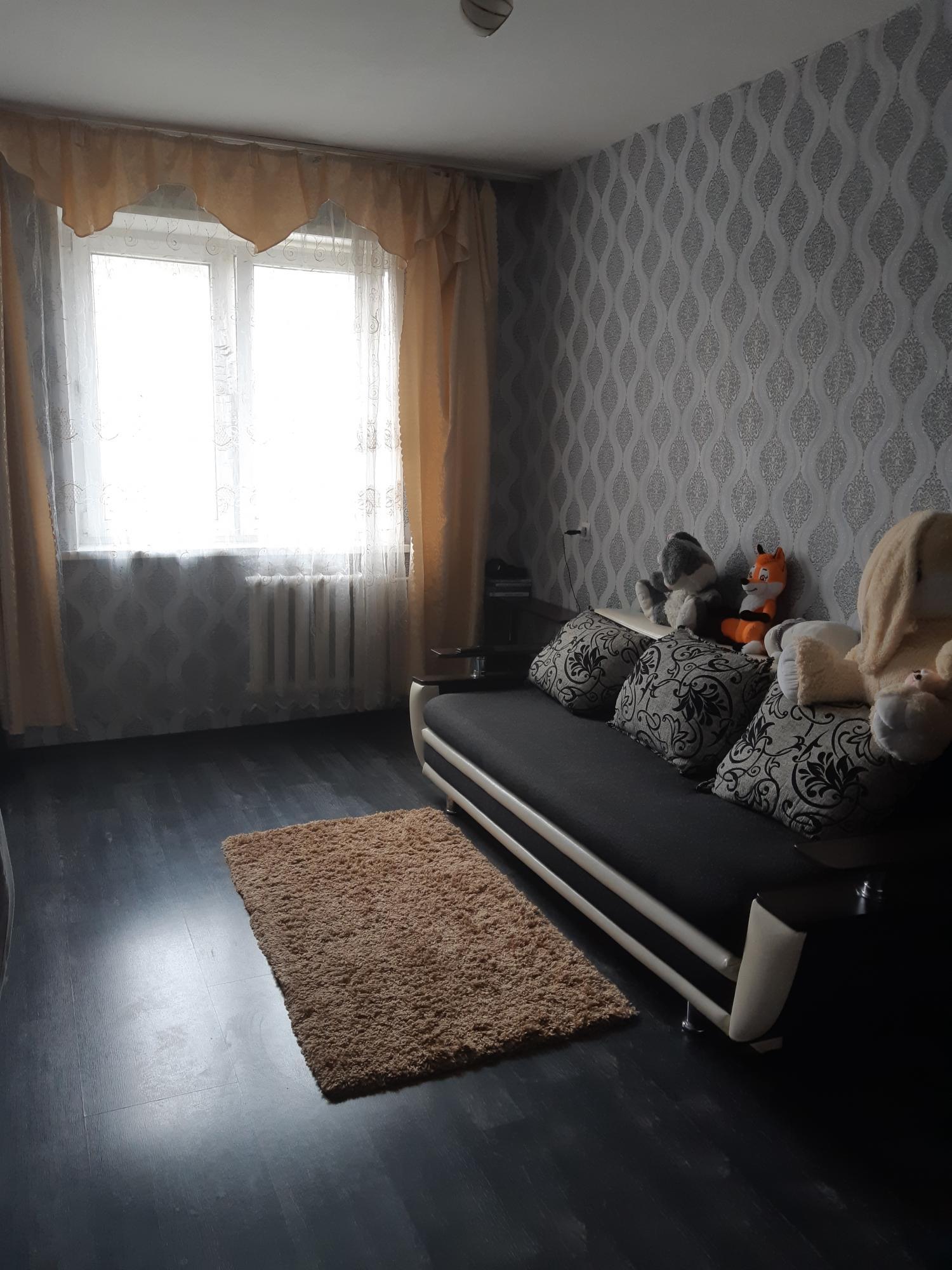 2к квартира Станочная улица, 7 | 14000 | аренда в Красноярске фото 0
