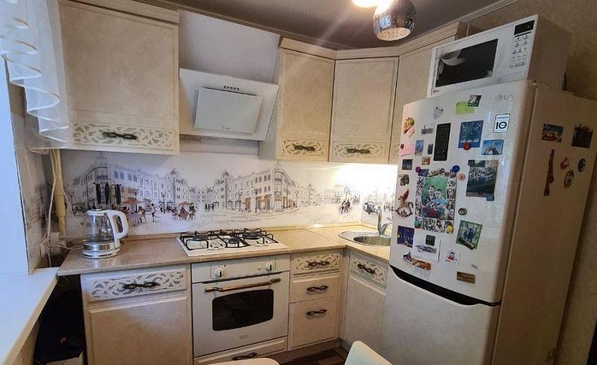 1к квартира улица Александра Матросова, 8А | 14000 | аренда в Красноярске фото 3