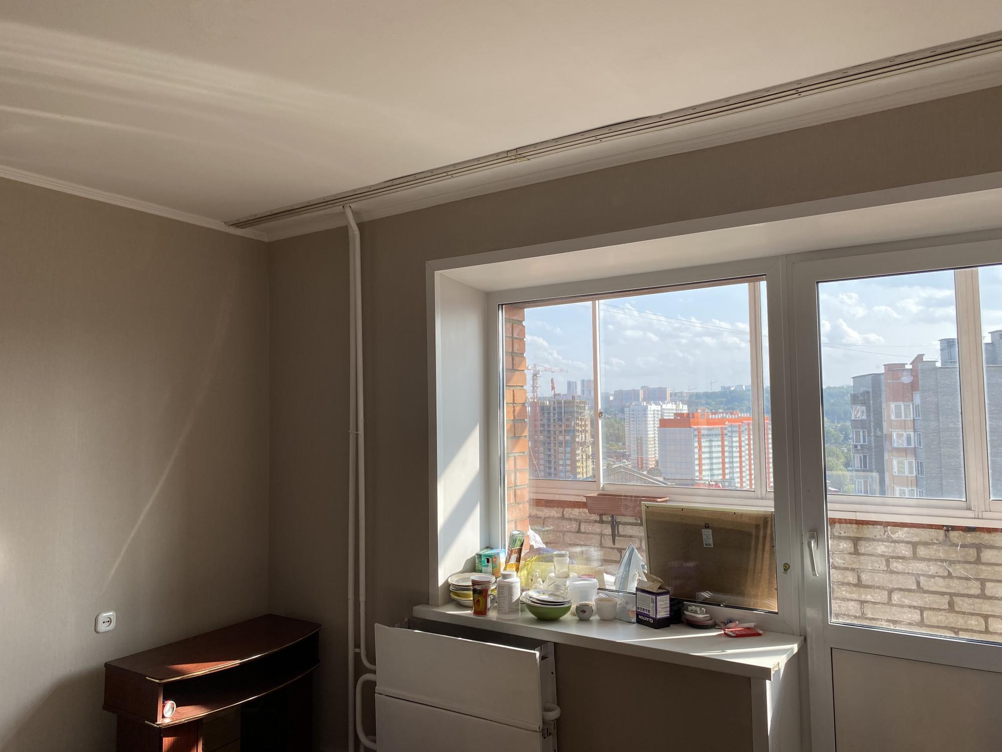 1к квартира улица Петра Словцова, 12   14000   аренда в Красноярске фото 3