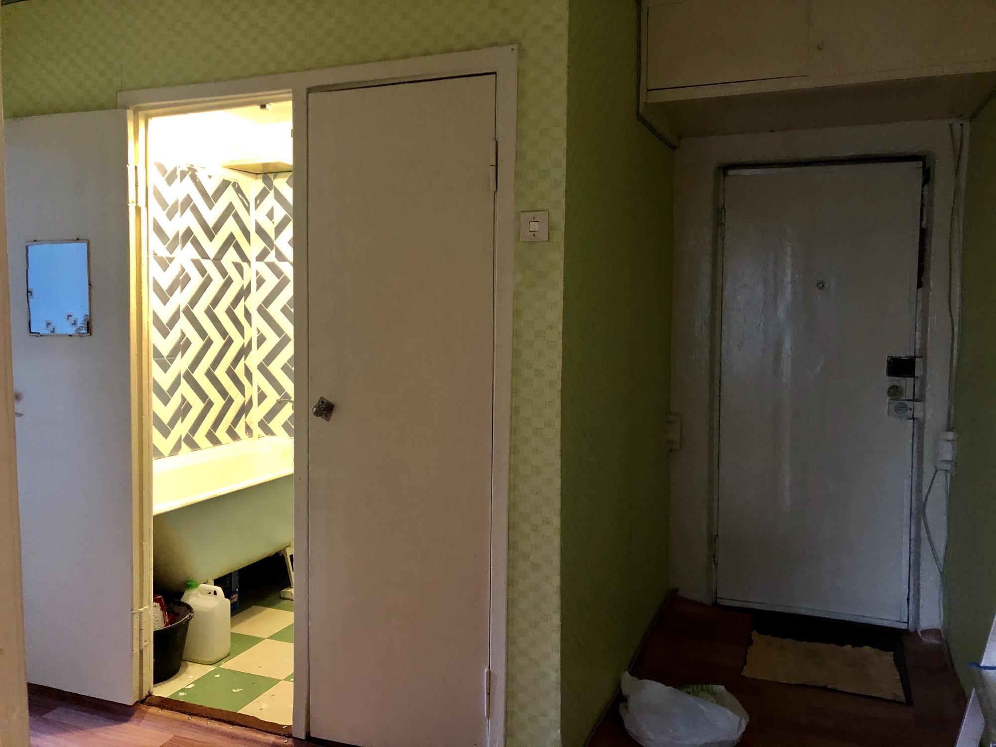 1к квартира Судостроительная улица, 30 | 10000 | аренда в Красноярске фото 6