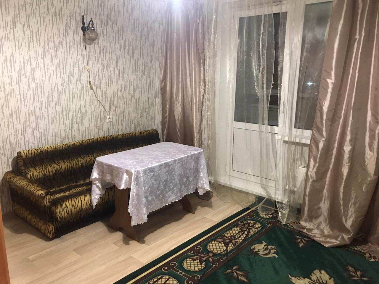 студия улица Серова, 8   11000   аренда в Красноярске фото 1