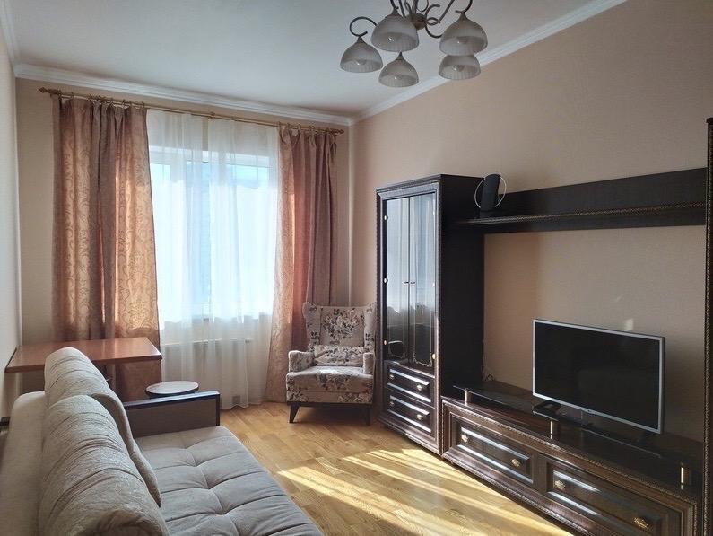 1к квартира улица Любы Шевцовой, 80, Россия | 12000 | аренда в Красноярске фото 2