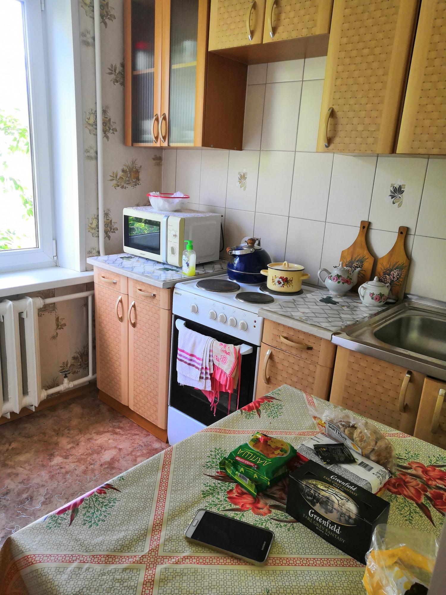 1к квартира Октябрьский район | 12000 | аренда в Красноярске фото 1