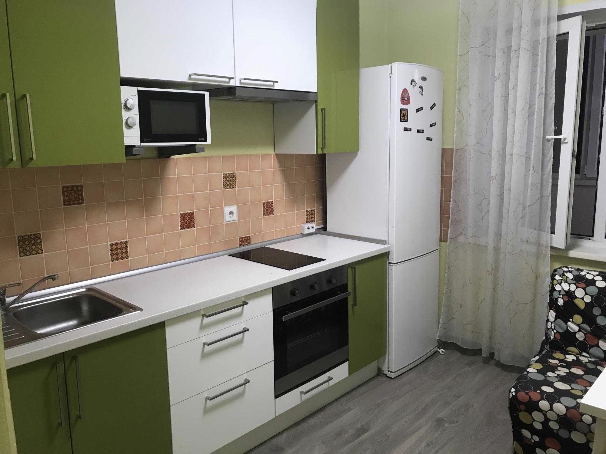 1к квартира улица Республики, 37А, Россия | 12000 | аренда в Красноярске фото 1