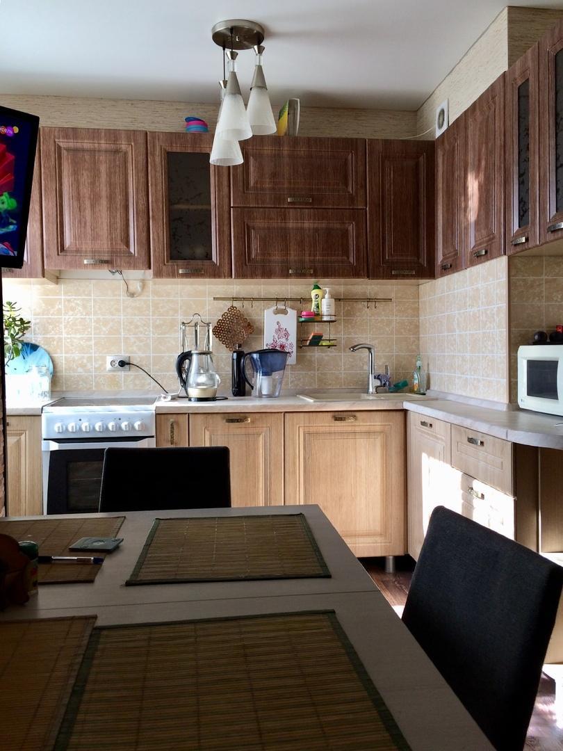 3к квартира улица Александра Матросова, 7 | 21000 | аренда в Красноярске фото 0