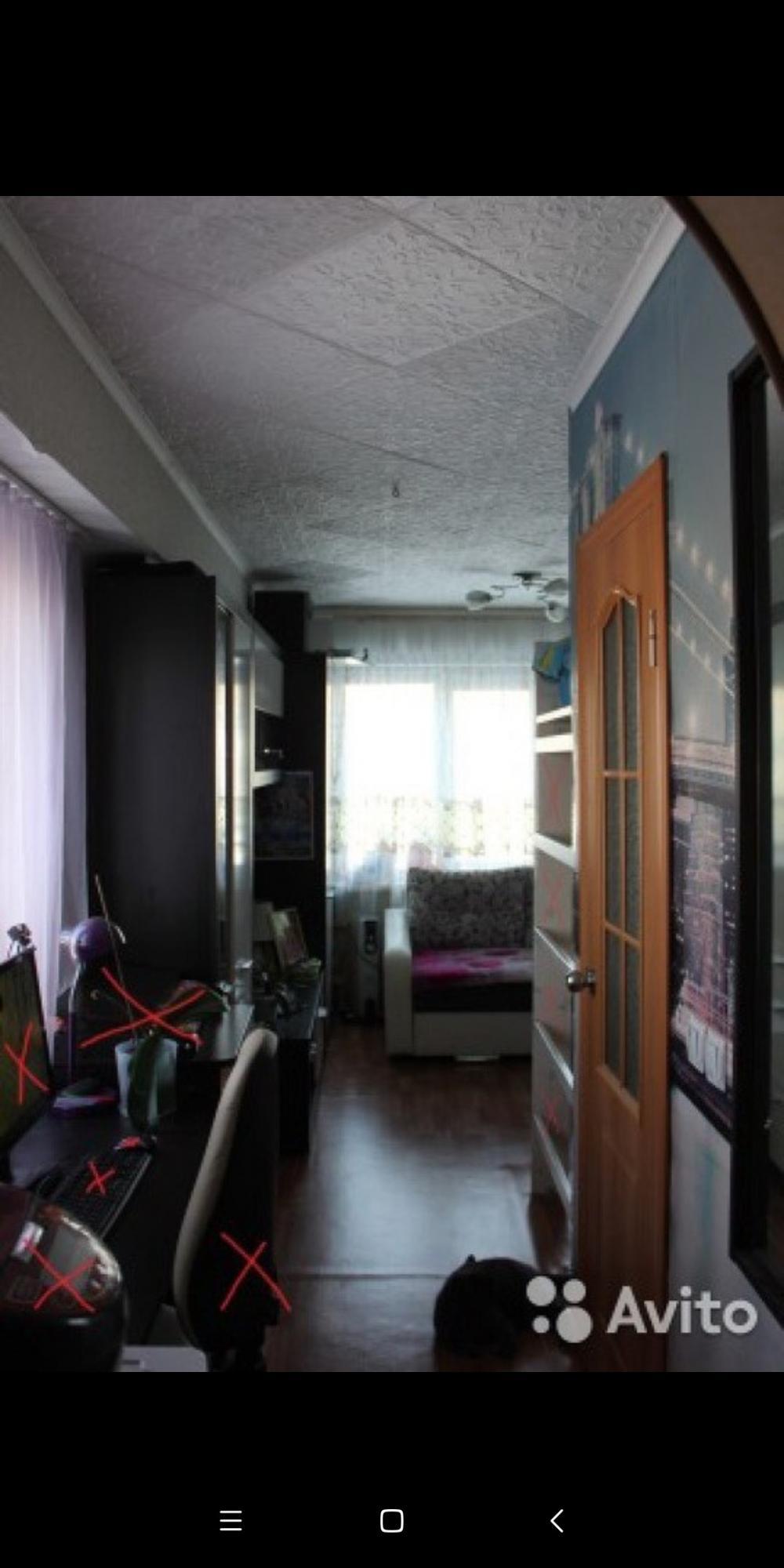 1к квартира улица Энергетиков, 32 | 10500 | аренда в Красноярске фото 1