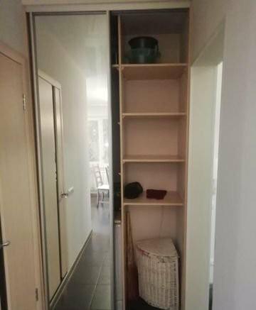 1к квартира улица Молокова, 31В | 24000 | аренда в Красноярске фото 4