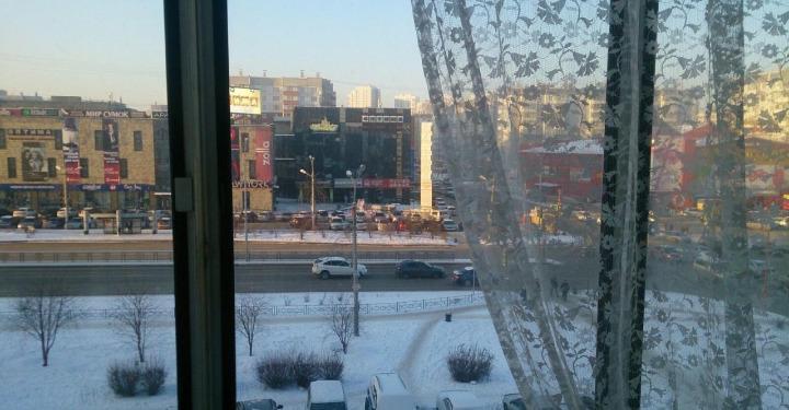 1к квартира Взлётка, 7-ой микрорайон, улица Молокова, 17 | 17500 | аренда в Красноярске фото 6