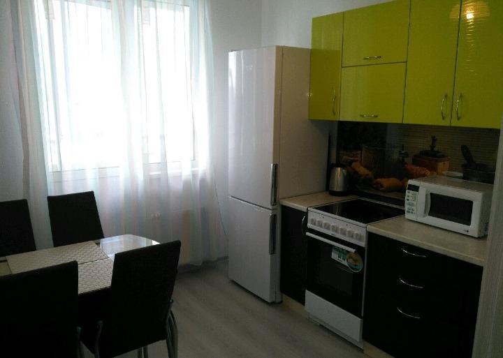 1к квартира улица Мате Залки, 15 | 12000 | аренда в Красноярске фото 5
