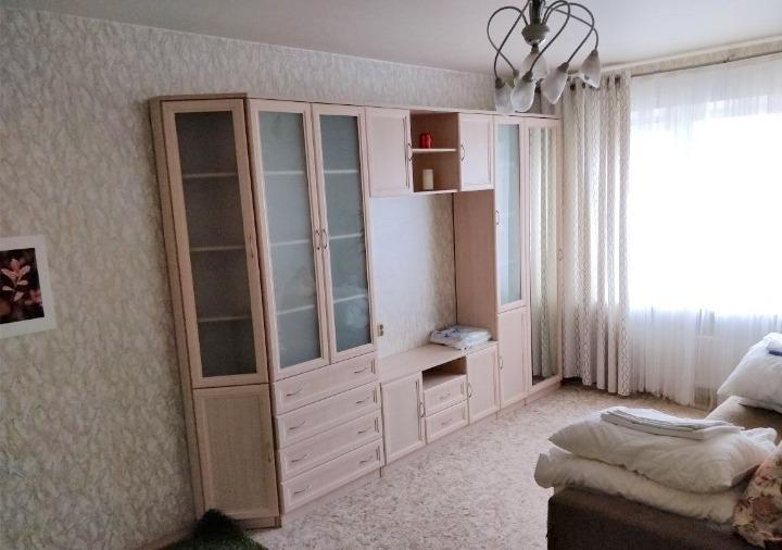 1к квартира Взлётка, 4-ый микрорайон, улица Весны, 2А | 12000 | аренда в Красноярске фото 0
