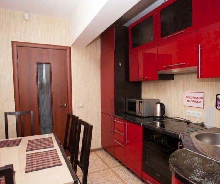 1к квартира улица Ленина, 155 | 11500 | аренда в Красноярске фото 2