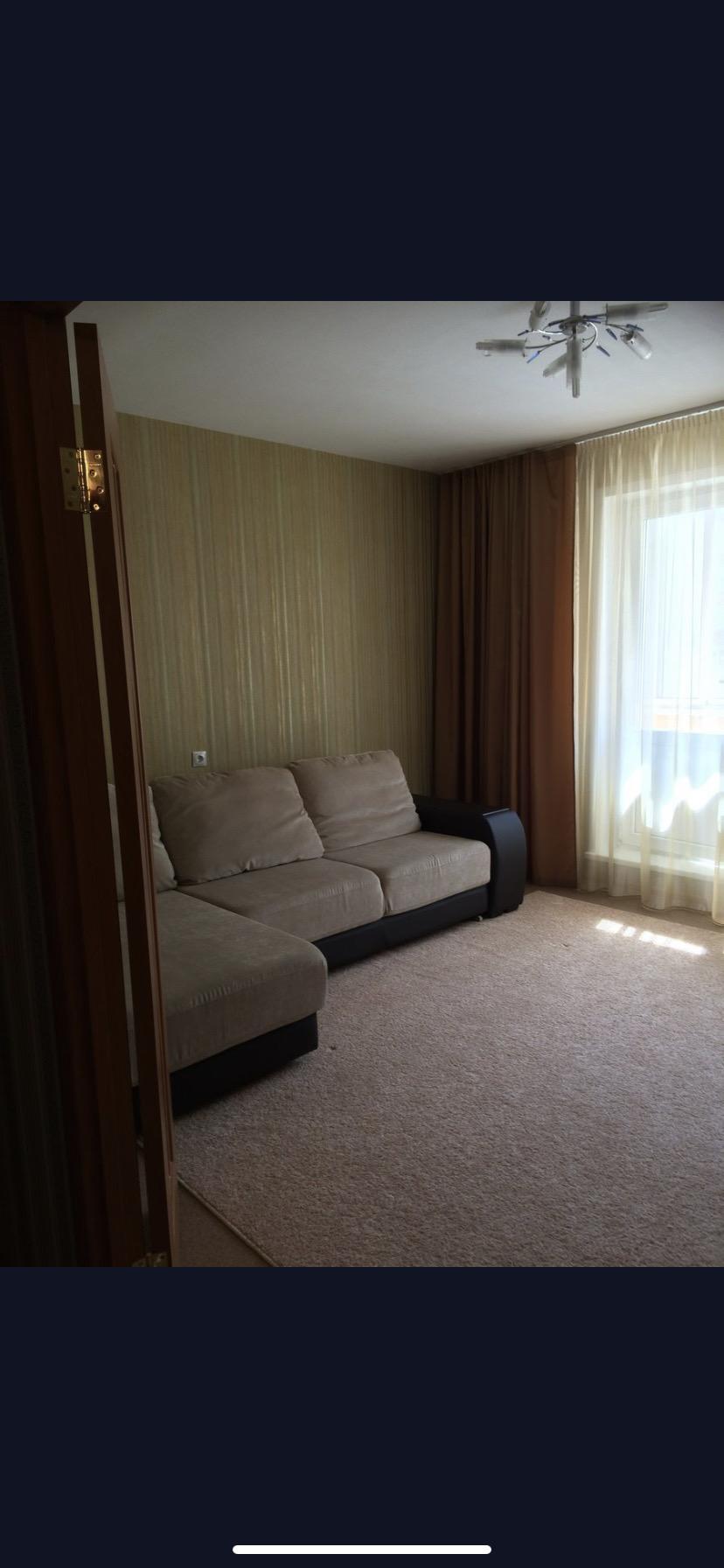 2к квартира улица Батурина, 19 | 25000 | аренда в Красноярске фото 1