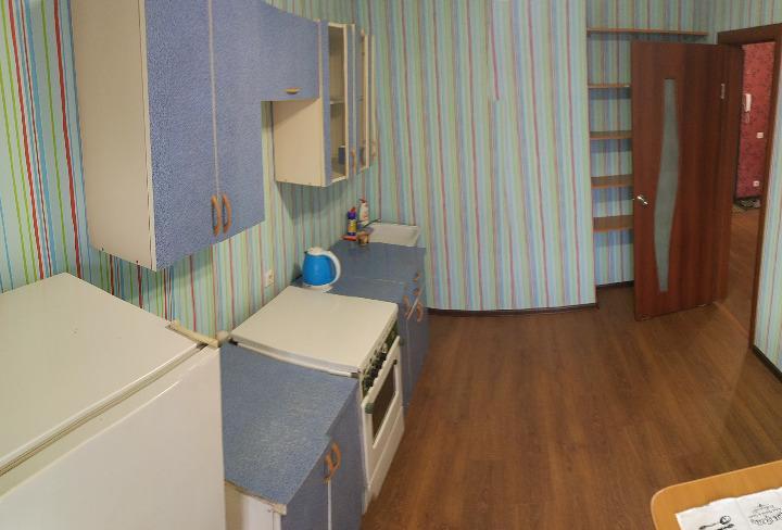 1к квартира улица Алексеева, 27 | 17500 | аренда в Красноярске фото 8