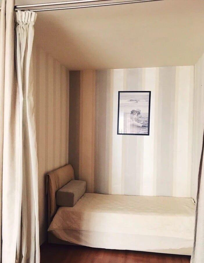 1к квартира Взлётка, 2-ой микрорайон, улица Алексеева, 99 | 15000 | аренда в Красноярске фото 4