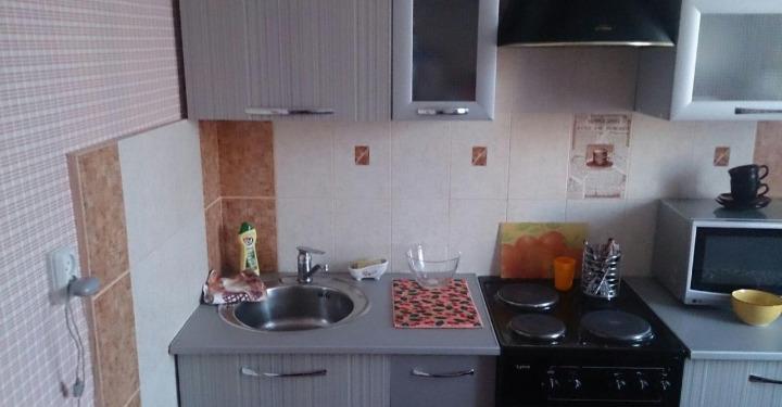 1к квартира Взлётка, 7-ой микрорайон, улица Молокова, 17 | 17500 | аренда в Красноярске фото 2