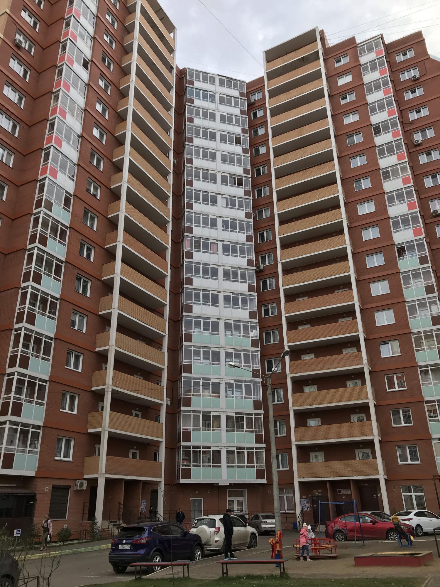 1к квартира улица Дмитрия Мартынова, 33 | 16000 | аренда в Красноярске фото 11
