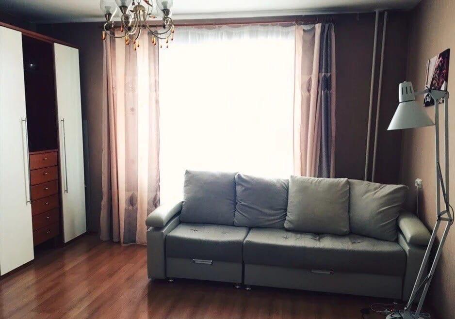 1к квартира Взлётка, 2-ой микрорайон, улица Алексеева, 99 | 15000 | аренда в Красноярске фото 1