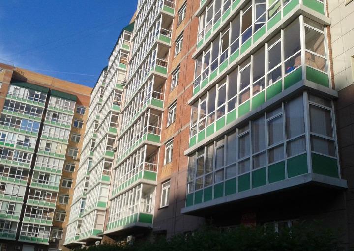 1к квартира Иннокентьевский, 6-ой микрорайон, улица Молокова, 16 | 18000 | аренда в Красноярске фото 6