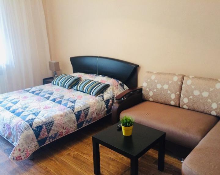 1к квартира улица Чернышевского, 114 | 12000 | аренда в Красноярске фото 1