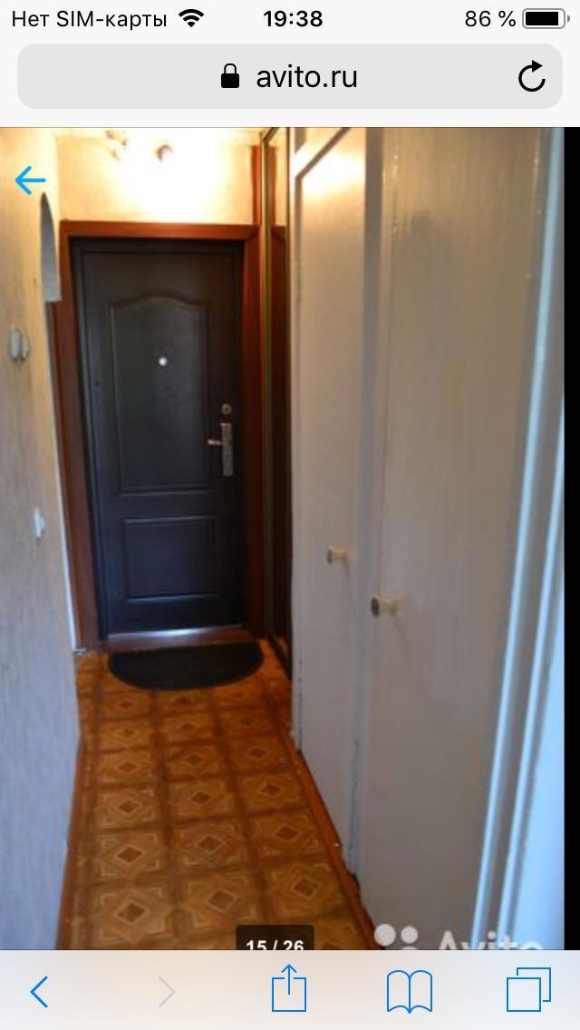 1к квартира улица Ладо Кецховели | 12000 | аренда в Красноярске фото 6