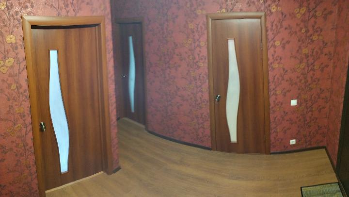 1к квартира улица Алексеева, 27 | 17500 | аренда в Красноярске фото 1