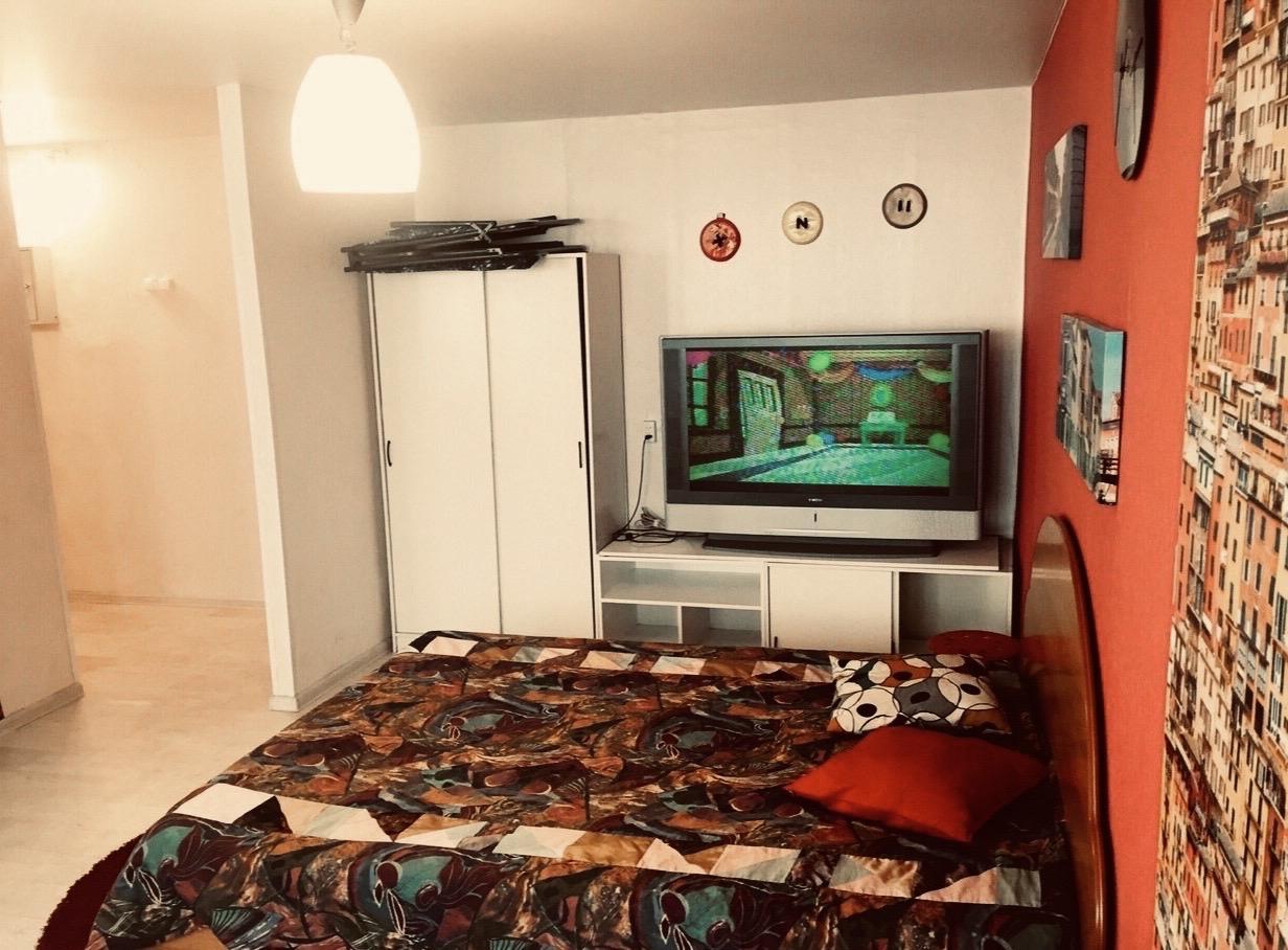 1к квартира 102 улица Ленина | 14000 | аренда в Красноярске фото 0