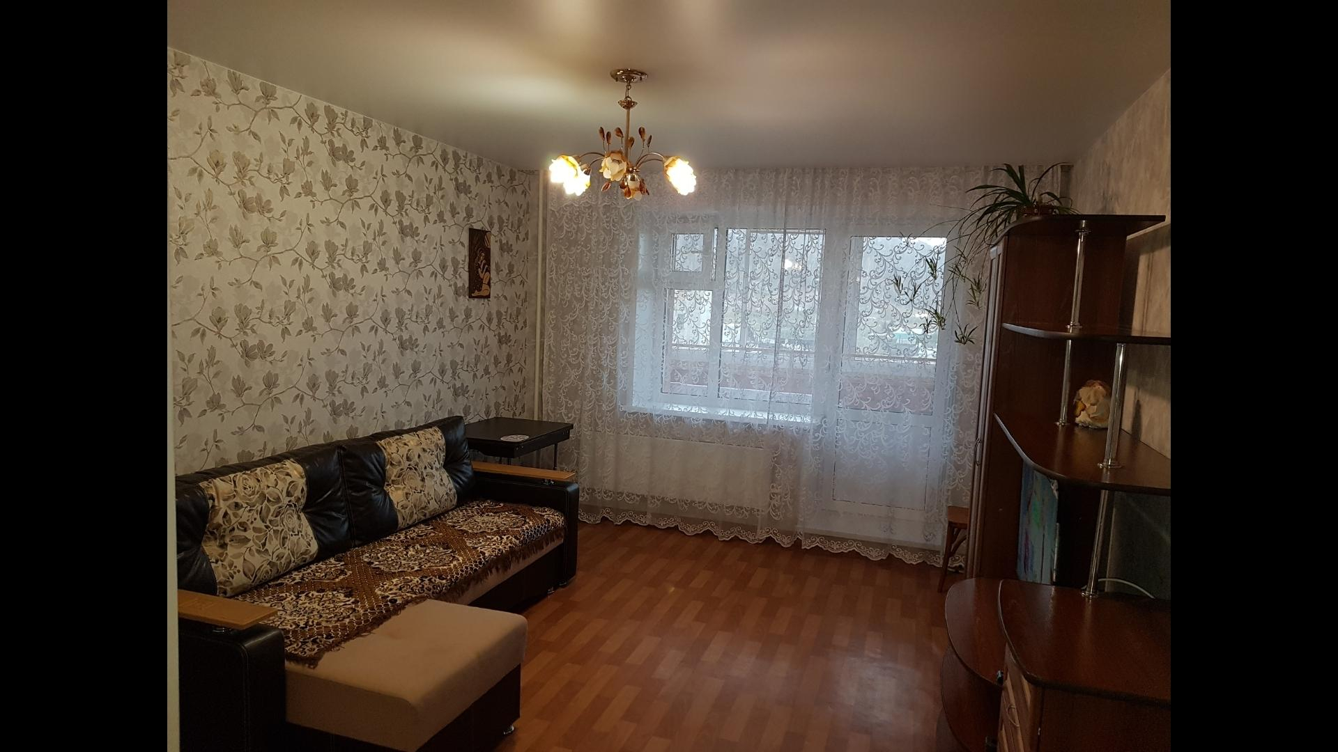 1к квартира Кривоколенный переулок, 19 | 14000 | аренда в Красноярске фото 0