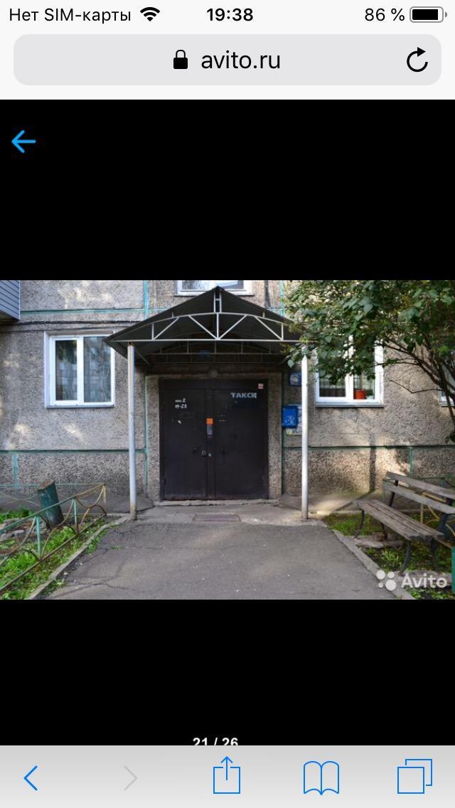 1к квартира улица Ладо Кецховели | 12000 | аренда в Красноярске фото 7