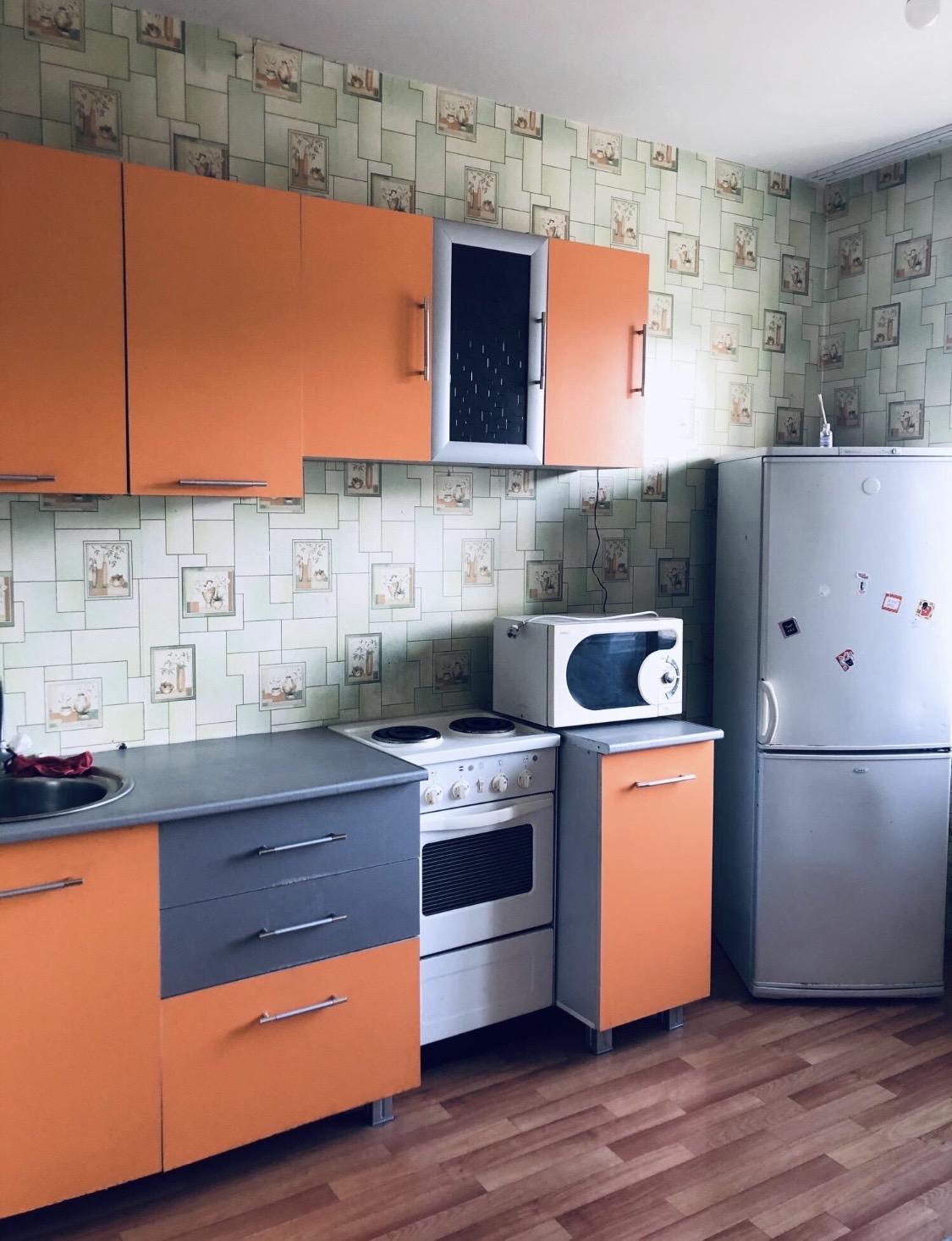 1к квартира Судостроительная улица, Россия   15000   аренда в Красноярске фото 1