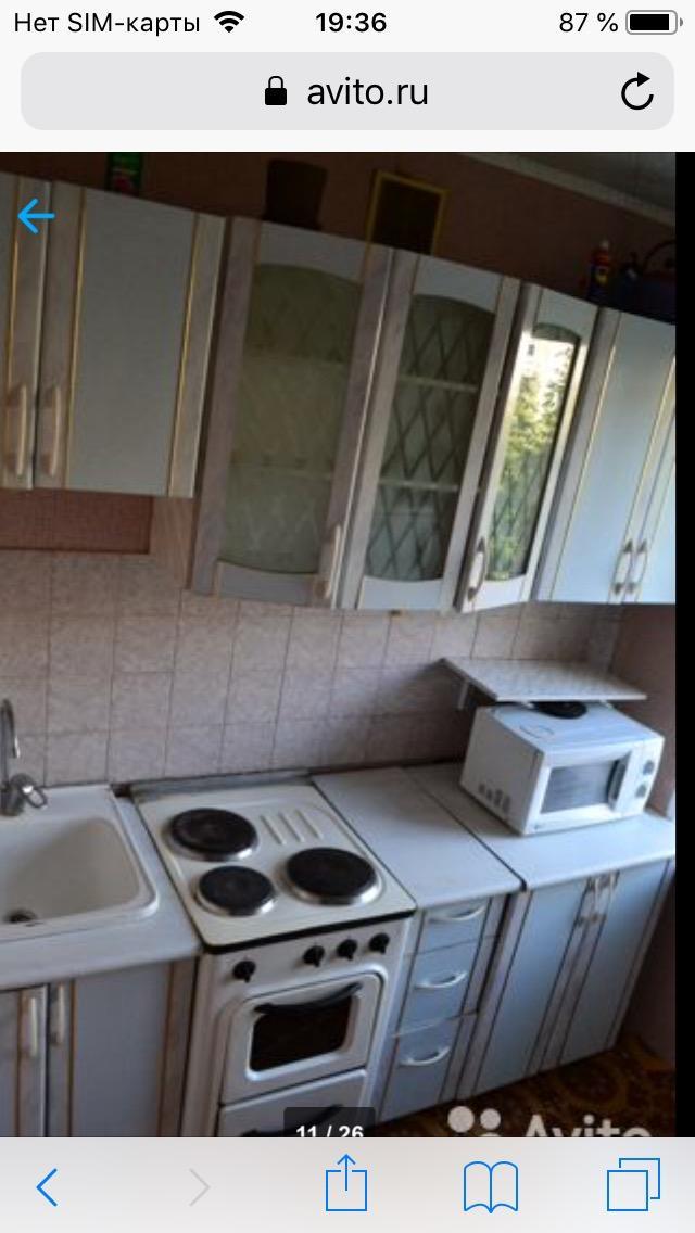 1к квартира улица Ладо Кецховели | 12000 | аренда в Красноярске фото 5