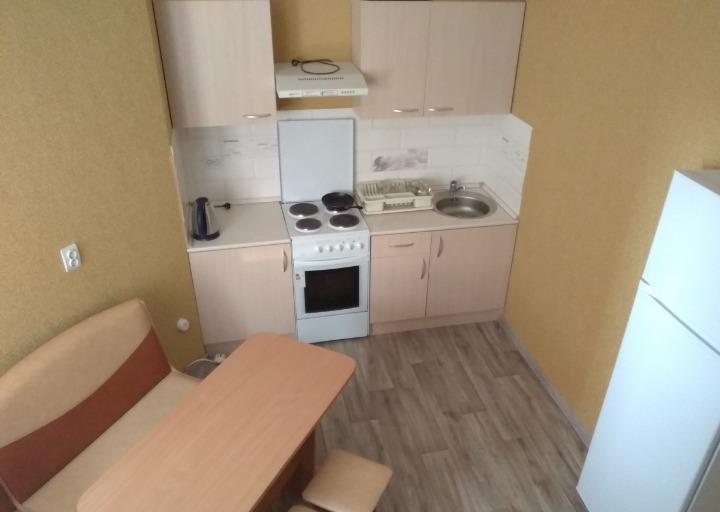 1к квартира улица Дубровинского, 100 | 10000 | аренда в Красноярске фото 3