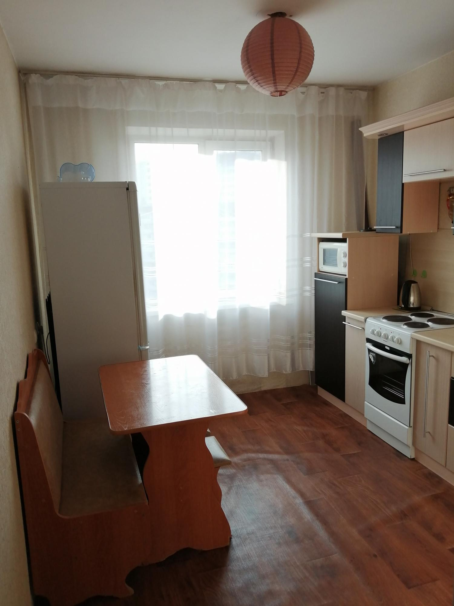 1к квартира улица Молокова, 31 | 15000 | аренда в Красноярске фото 3