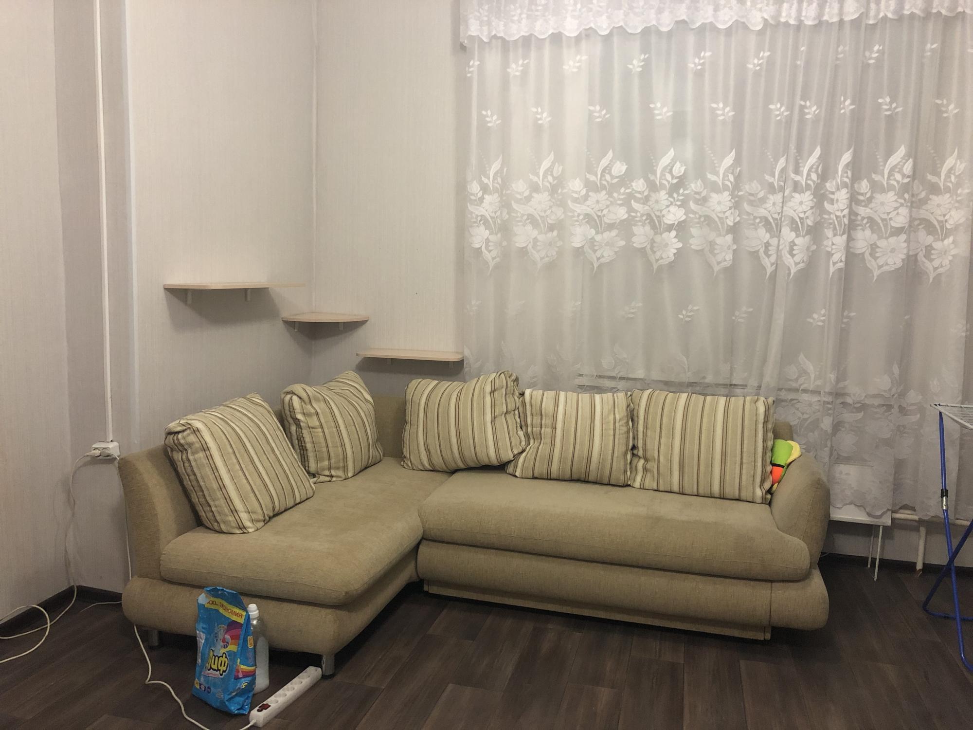 1к квартира 12 улица Малиновского | 10000 | аренда в Красноярске фото 0
