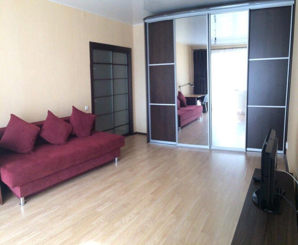 1к квартира Свободный проспект, 28   10000   аренда в Красноярске фото 0