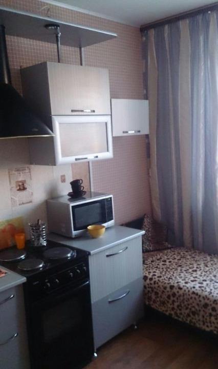 1к квартира Взлётка, 7-ой микрорайон, улица Молокова, 17 | 17500 | аренда в Красноярске фото 1
