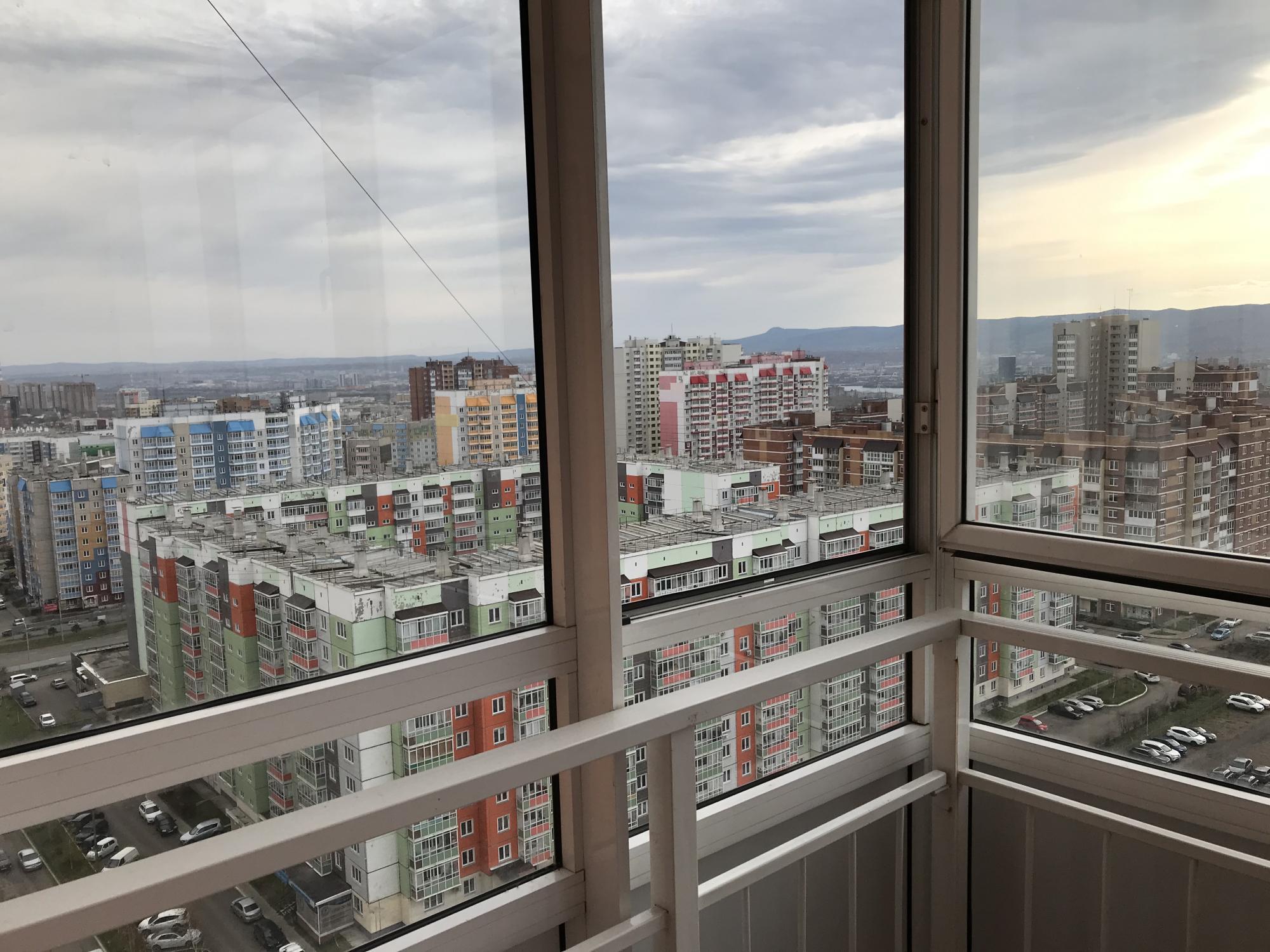 1к квартира улица Дмитрия Мартынова, 33 | 16000 | аренда в Красноярске фото 9