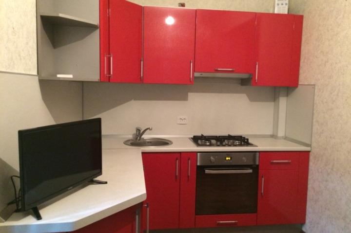1к квартира улица Авиаторов, 40   13000   аренда в Красноярске фото 2