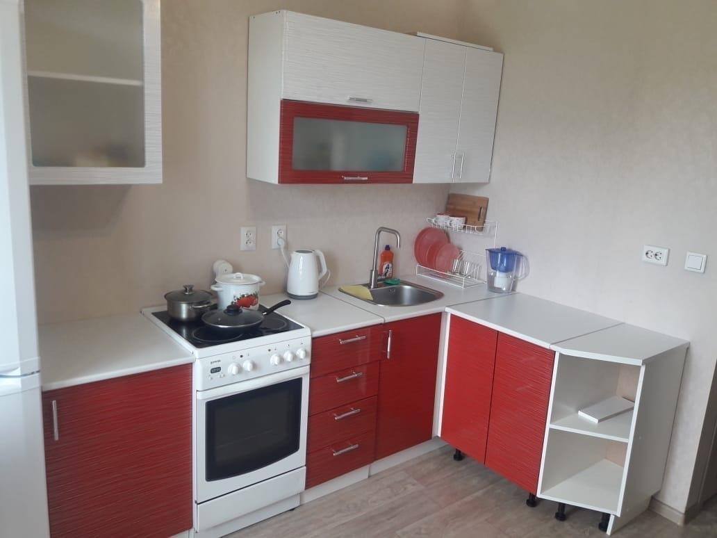 1к квартира улица Бограда, 12 | 12000 | аренда в Красноярске фото 1