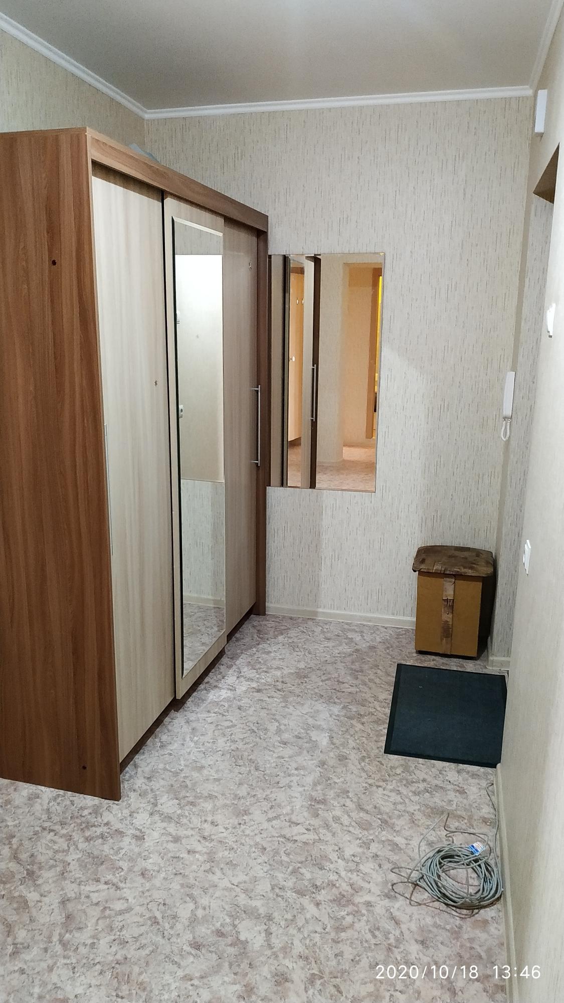 1к квартира Караульная улица, 82 | 18000 | аренда в Красноярске фото 9