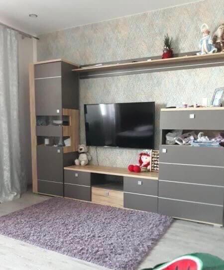 1к квартира 9 улица Дмитрия Мартынова | 15000 | аренда в Красноярске фото 2