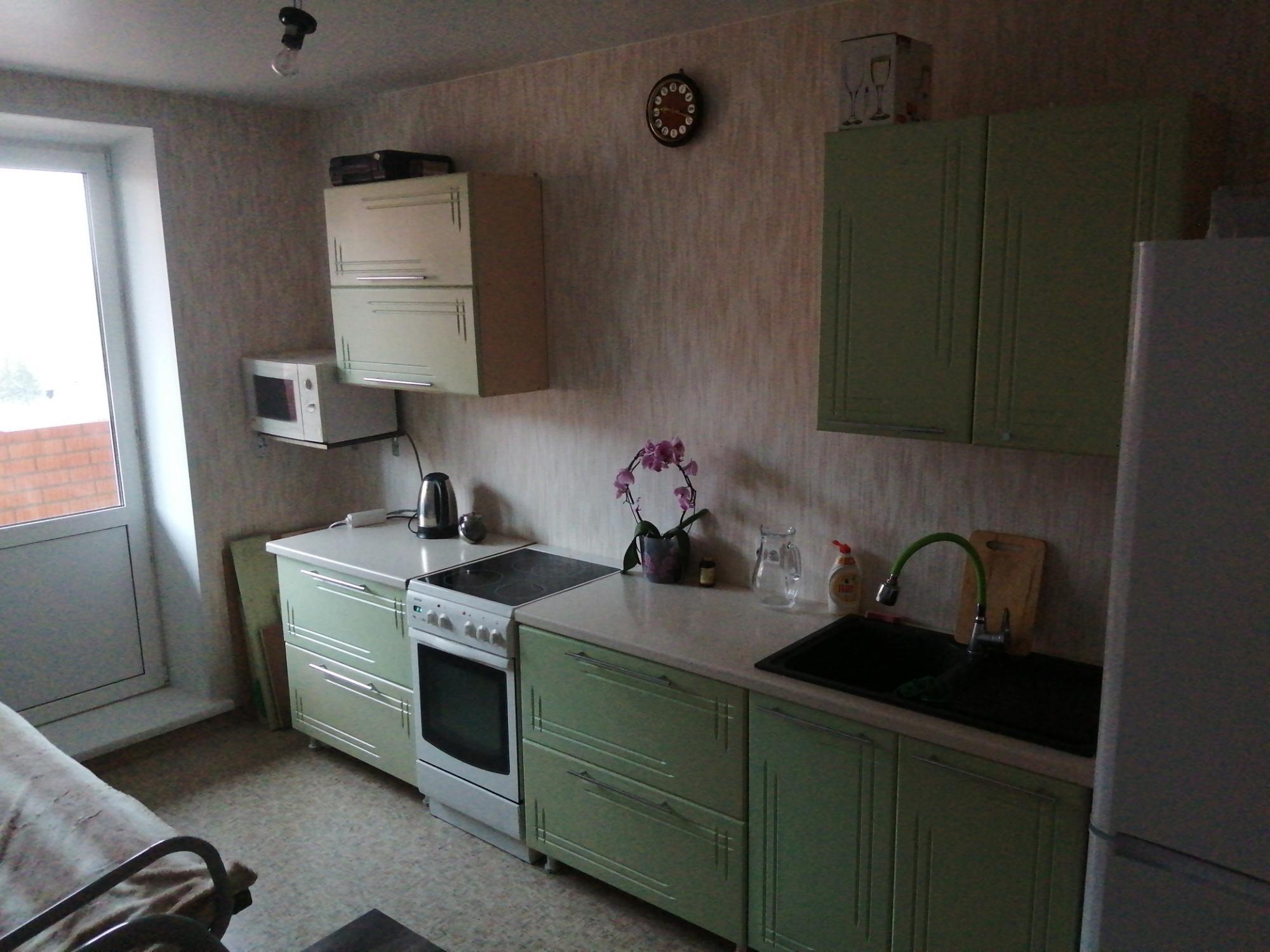 1к квартира улица Норильская, 3в   5000   аренда в Красноярске фото 0