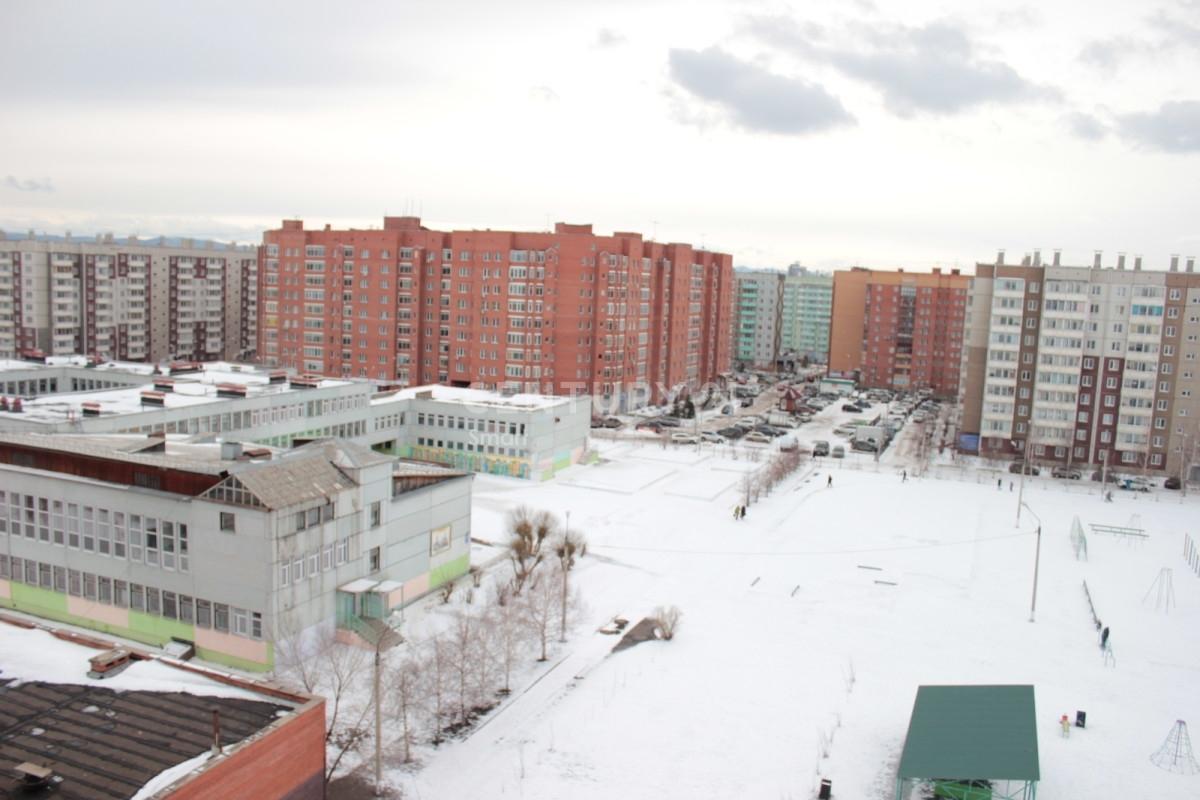 4к квартира Комсомольский проспект, 5а   23000   аренда в Красноярске фото 18